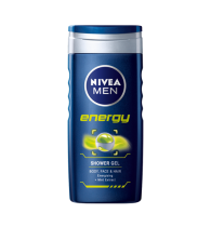 Nivea Men Energy Shower Gel 250 ml