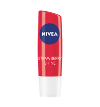 NIVEA Strawberry Shine lip care 4.8gm