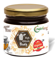 Nutriorg Honey Organic Certified 250gms