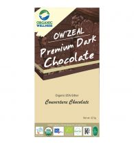 Organic Wellness Dark Premium Chocolate 42.5 gm
