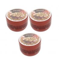 Ovin Gentle Walnut Choclate Facial And Body Herbal Scrub (Pack Of 2) 100 gm