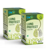 Liwo Lung Protect Capsule - 30 Caps (Pack of 2)