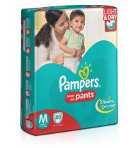 Pampers Pants Diapers Medium Size 80pcs