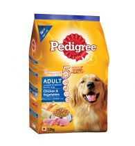Pedigree Daily Food for Adult Dogs Chicken and Vegetables 1.2kg
