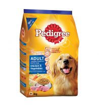 Pedigree Daily Food for Adult Dogs Chicken & Veg 3kg