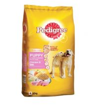 Pedigree Daily Food for Puppy Chicken and Milk 10kg