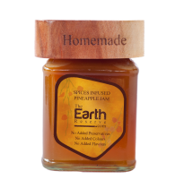 The Earth Reserve All Natural Spices Infused Pineapple Jam - 300gm