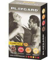 PLAYGARD MORE PLAY SUPERDOTTED COMBO PACK 10'S