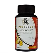 Preserva Wellness Vitalboost 60 Tablets
