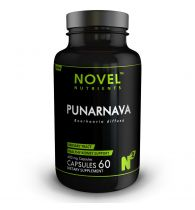 PUNARNAVA 400 MG CAPSULES- HEALTHY KIDNEY SUPPORT