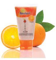 Revyur Orange Scrub 75g