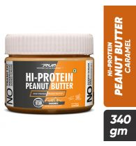 Ripped Up Nutrition Hi-Protein Peanut Butter Caramel 340g