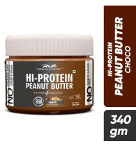 Ripped Up Nutrition Hi-Protein Peanut Butter Choco 340g