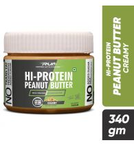 Ripped Up Nutrition Hi-Protein Peanut Butter Creamy 340g