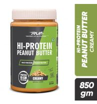 Ripped Up Nutrition Hi-Protein Peanut Butter Creamy 850g