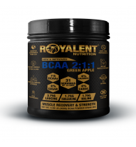 Royalent BCAA Green Apple 400g