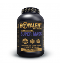 Royalent Super Mass Gainer Banana 1kg