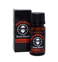 Saint Beard 100% Natural Beard Growth Oil For Thicker And Softer Beard