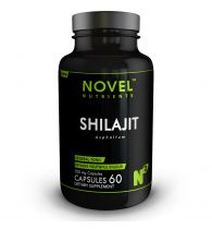 SHILAJIT 500 MG CAPSULES- RETAINS YOUTHFUL VIGOUR