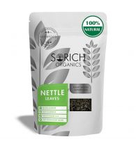 Sorich Organics Dry Nettle Leaves - Urtica Dioica, Health Boosting Herbal Tea - 30g
