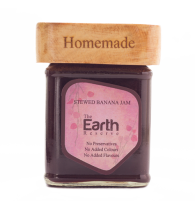 The Earth Reserve All Natural Stewed Banana Jam - 150gm
