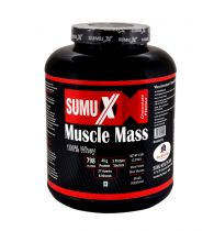 Sumu X Muscle Mass Gainer 5 lbs Chocolate Flavour - 2.27kg