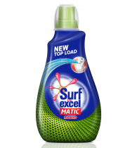 Surf excel Matic Liquid Detergent Top Load 1.02l