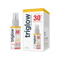 Triglow Sunscreen Lotion SPF 30  50ml ( Buy 1 Get 1 Free )