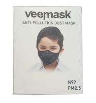 VEEMASK N99 Anti Pollution Face Mask With Two Valves -Small