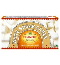 Dhampur Green White Sugar Cubes 500 gm