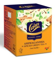 Care Moringa + Giloy Green Tea with Spearmint - 15gm