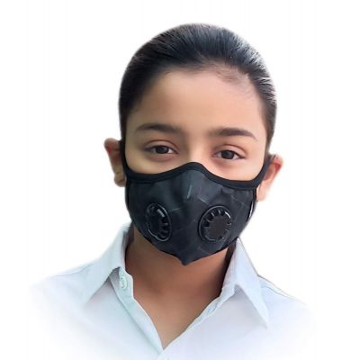 Grade - Reusable With N99 Small Active Pollution Anti Filter Mask Carbon Oxigen