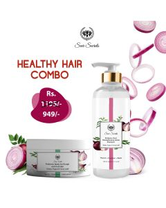 Seer Secrets Healthy Hair Combo
