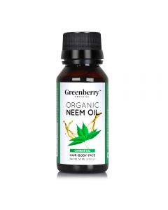 Greenberry Organics Organic Neem Oil 50ml