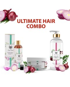 Seer Secrets Ultimate Hair Care Combo