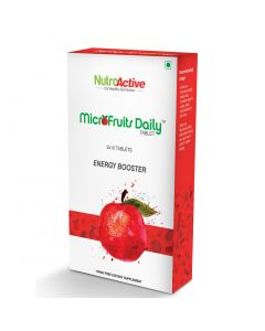 NutroActive Microfruits Multivitamin Daily (30 Tablets)