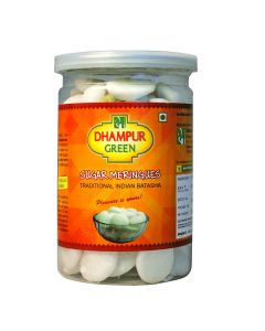 Dhampur Green Sugar Meringues (Batasha) 250 gm