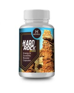 Mednile Hard Rock Gold Capsule (60caps) Restores Energy And Improves Vitality, Physical Strength And Stamina In Men
