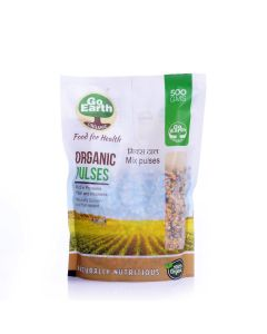 Go Earth Organic Mix Dal 500gm