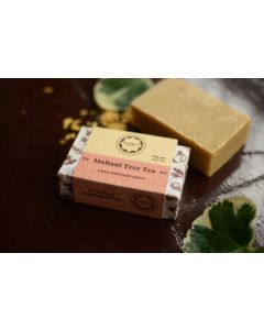 Horeca Soaps Multani Tea Tree Cold Process Soap all-natural and handmade 100 gm