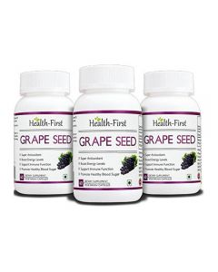 Health-first Grape Seed Extract 500mg, 180 Vcaps