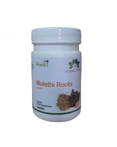 Mulethi (licorice) Roots Powder Tablets - 80 Gms (Pack of 3)