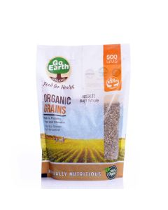 Go Earth Organic Bajari Whole 500gm