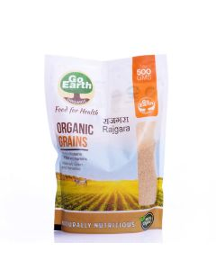 Go Earth Organic Rajgara Whole 500gm