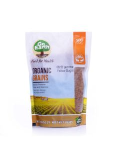 Go Earth Organic Brown Sugar 500gm