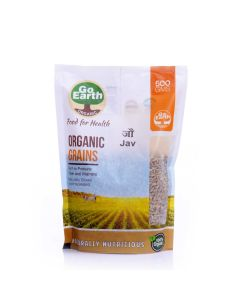 Go Earth Organic Jav Whole 500gm