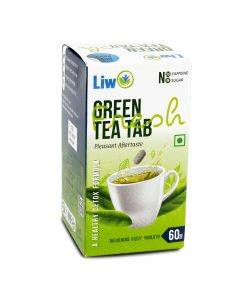 Liwo Green Tea Tablet - 60 Tab