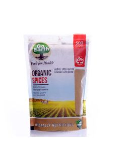 Go Earth Organic Coriander Cumin Powder 500gm