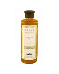Khadi Meghdoot Almond Hair Oil 210 ml