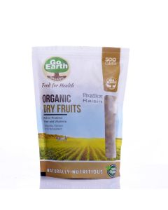 Go Earth Organic Raisin 500gm